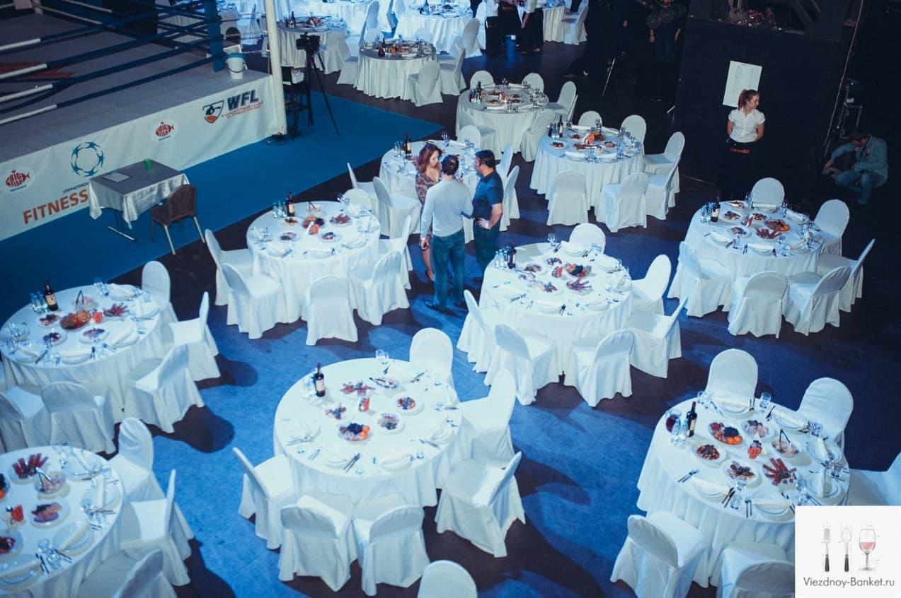 кейтеринг на свадьбу в Москве