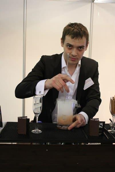 Организация и проведение выездного коктейль бара в Москве