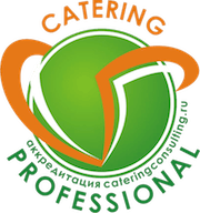 Логотип Catering Professional